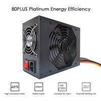 2600 W 90 270 V Переключение Питание горные машины Источники питания сервер для Эфириума S9 S7 L3 Rig добыча Bitcoin