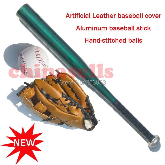 Aluminium Baseballknüppel Keine Kostenlosen Kosten Zu Irgendeinem Preis Baseball Methodisch 1 Satz Freies Schiff Kinder Handschuhe