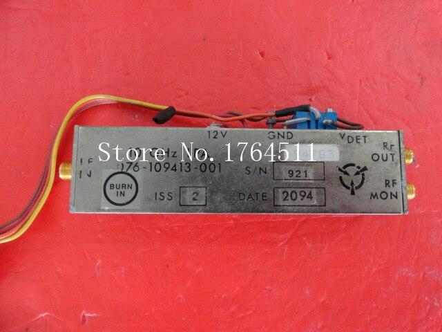 [BELLA] HARRIS 076-109413-001 10GHz 10V SMA Supply Amplifier
