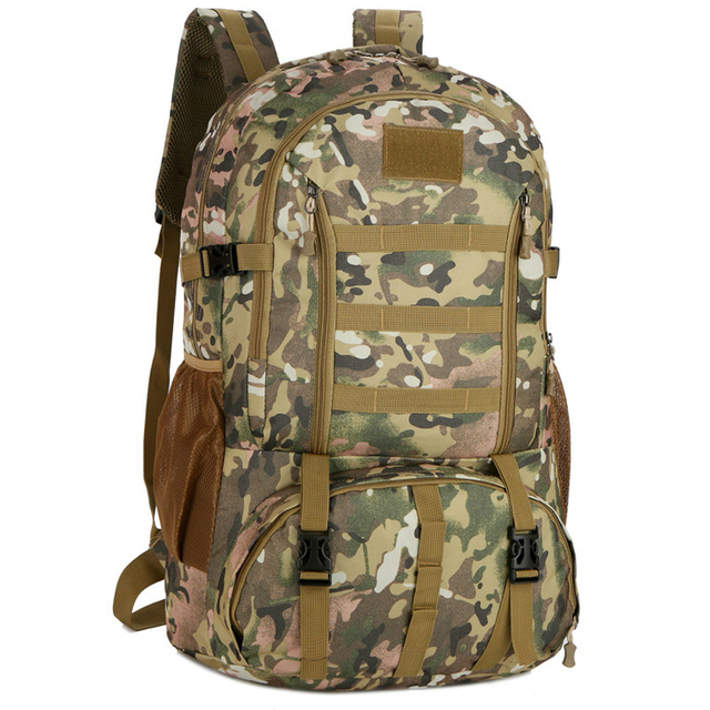 f001b284d616 Military Bags Molle Army Pack Tactical Backpack For Man Waterproof Hiking  Hunting Backpacks Camping Outdoor Swat Bag Rucksack
