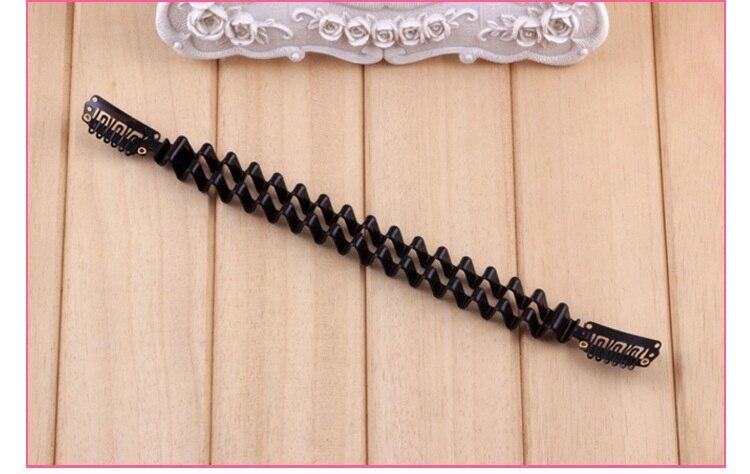 bob haircut hair clip barrettes hairpins hairgrips for Women girl Hair Accessories headwear holder bun bang black