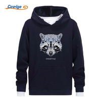 Covrlge Fashion Men S Pullover Plus Velvet Thickening Hoodies Men Art Brand Oversized Hoodie Hooded 3d