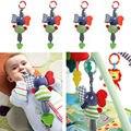 Christmas Music Elephant Lathe Hang Baby Kids Dolls Educational Toys Teether