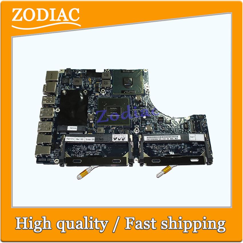 Prix pour D'origine 95% Nouvelle Carte Mère 2.13 GHz Core 2 Duo Intel Carte Logique 820-2496-A Pour Apple Macbook 13''A1181 MC240 2009