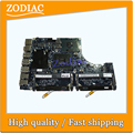 Original 95% nuevo 820-2496-a motherboard 2.13 ghz core 2 duo de intel de la placa lógica para apple macbook 13''a1181 mc240 2009
