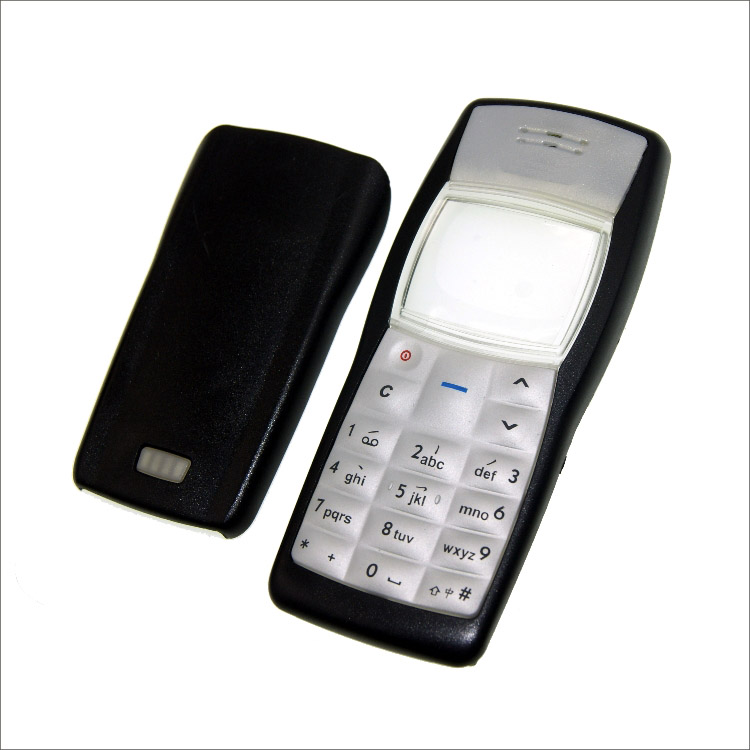 Complete Front Cover 1100 Keyboard For Nokia 1100 Battery Back Cover High Quality Housing+Keypad