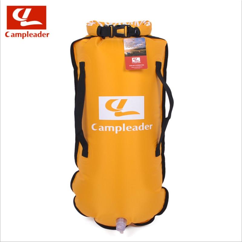 Campleader Floating Storage Bags Drifting Bag Waterproof Dry Bag Swimming Packs for River trekking Canoe Kayak Rafting Bag CL146