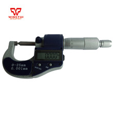 цена на 0.001mm 0-25mm Mechanical Micrometer Gauge For Leather/Film/Fabric XC02 Thickness Meter Dial Thickness Gauge