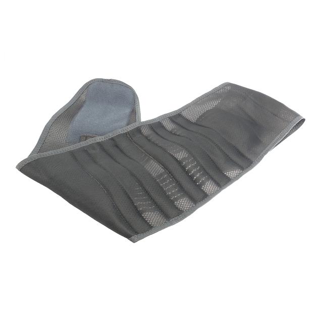 Ajustável Elástica Auto-aquecimento Terapia Magnética cinto de Suporte Da Cintura Para Trás Cinto Dupla Tração Lombar Brace Strap Lower Dor Massageador