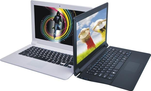 11.6 inch Windows 10 Intel Quad Core HDMI USB TF Card Camera min laptop pc 5
