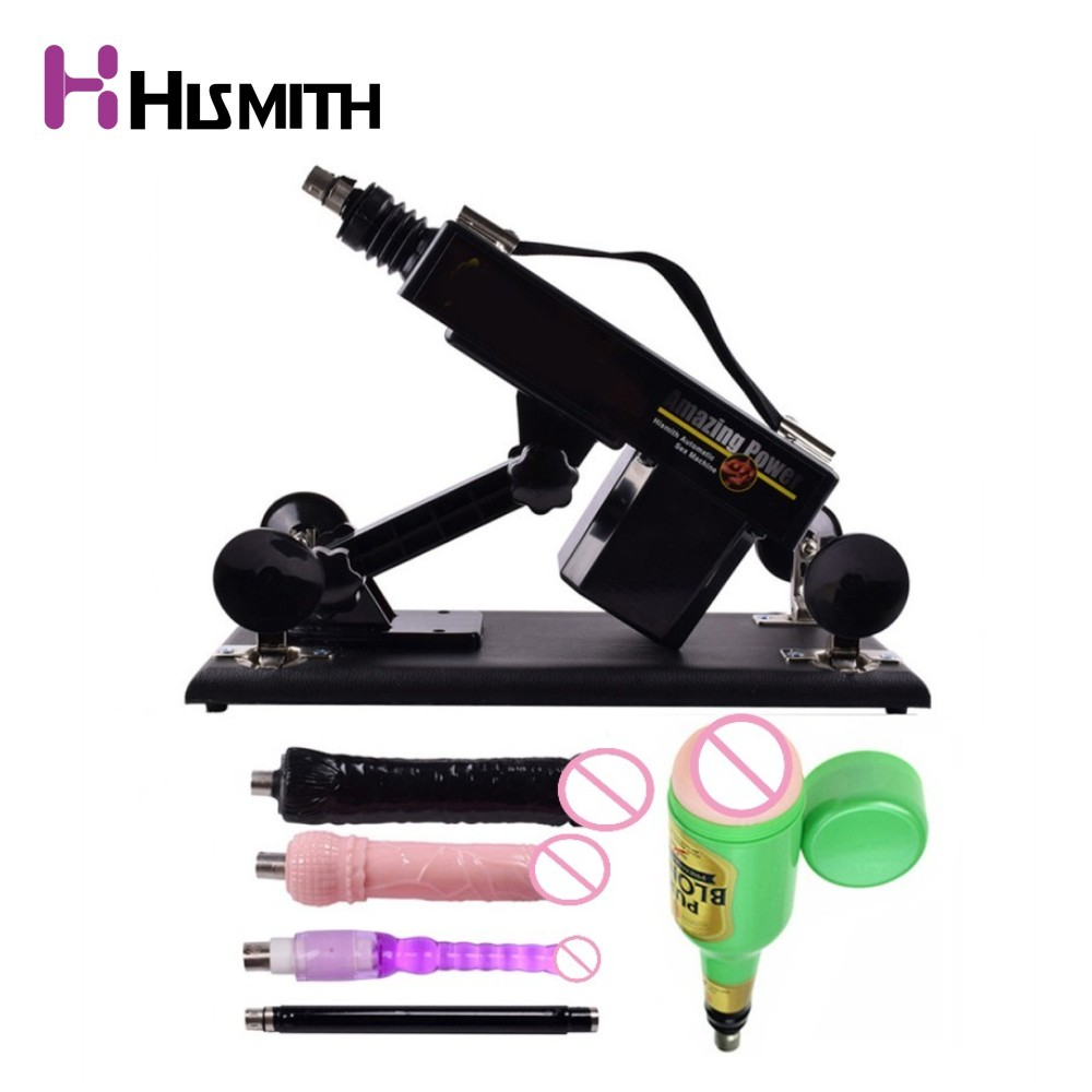 Automatic Sex Machine Dildo Vibrator Gun Retractable female Masturbation Pumping gun sex product sex toys for women love machine hismith automatic sex machine for women masturbation machine gun retractable gun sex machine for female sex products