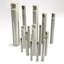 BAP300R BAP 300R C25 25 150 3T/C25 25 150 2T 150 длинный диаметр 25 мм 2 флейты cборе нитрида бора в кубической типа плеча Концевая фреза беседка