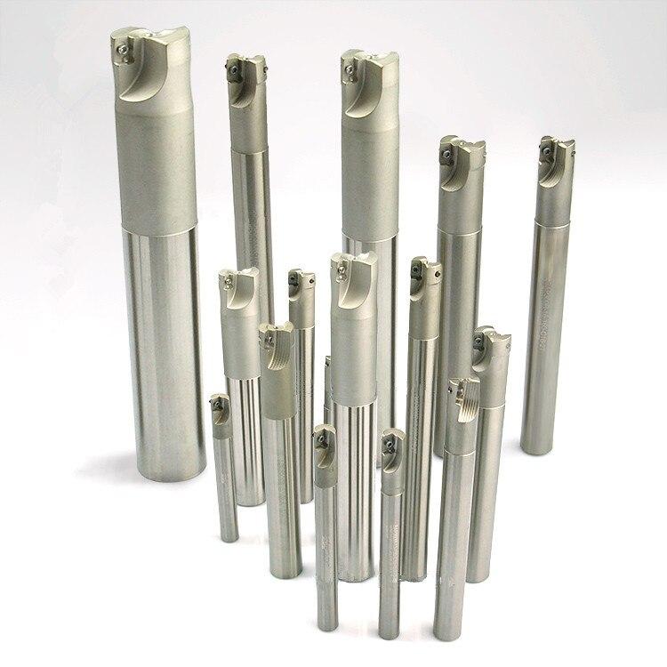 BAP300R BAP 300R C25 25 150 3T/C25 25 150 2T 150Long Diameter 25mm 2flute CBore Indexable Shoulder End Mill Arbor