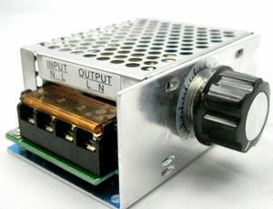Image 1 - 4000 W גבוה תיריסטורים כוח אלקטרוני שליטת דימר דימר בקרת מיזוג אוויר צדפים עם בטוח