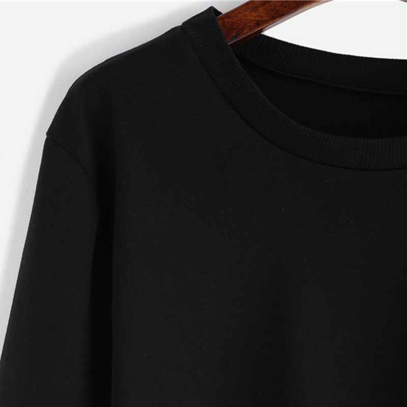 HTB1KkODNXXXXXa1aXXXq6xXFXXXA - Round Neck Varsity Striped Long Sleeve Crop T-shirt PTC 101