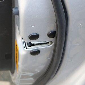 Image 4 - 12 Pc 車のドアロックネジプロテクターカバーオペル Mokka ため Corsa アストラ G JH 記章ベクトラ Zafira Kadett で monza Meriva で