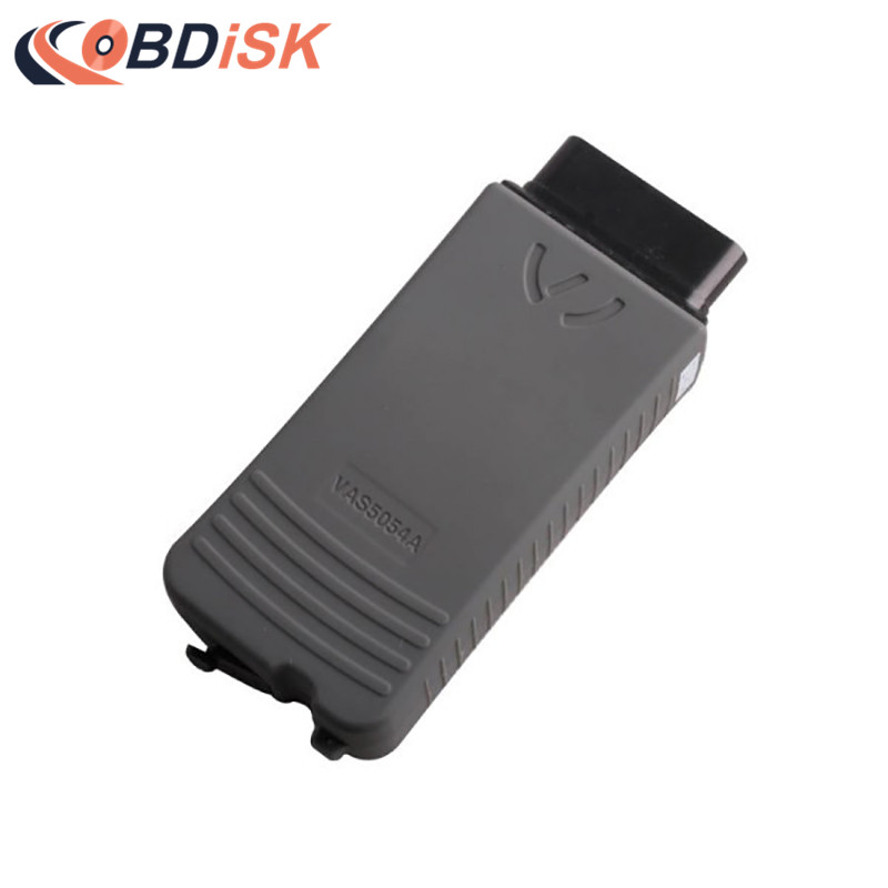 VAS 5054A Bluetooth ODIS V4.0.0 for VW for Audi for Bentley for Lamborghini Diagnostic Tool with OKI Chip free ship 2016 newest vas5054a v19 odis 2 0 bluetooth vas5054 vas 5054a with multi language for vw seat skoda diagnostic tool
