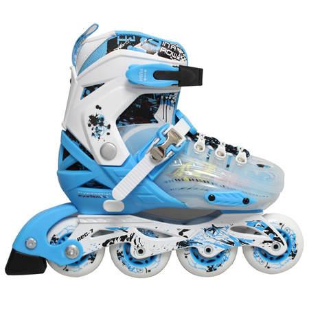 placeholder Japy Skate 2015 WeiQiu Children Roller Skates Adjustable Four  Wheels Outdoor Inline Skating Shoes For Kids 801fcf66e1