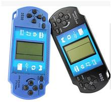 New children's classic children's 11 models of the game players portable handheld video game Tetris game PSP