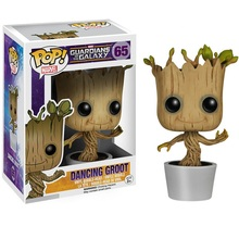 Funko POP Marvel Guardians of the Galaxy Dancing Groot Vinyl Toy Figure Kids Boys Girls Christmas