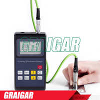 Leeb Portable Multichannel Coating Thickness Gauge Leeb 220 Magnetic induction