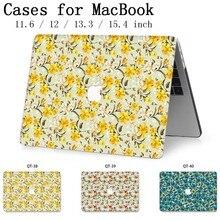Nouveau pour ordinateur portable MacBook Case pochette pour ordinateur portable couverture tablette sacs pour MacBook Air Pro Retina 11 12 13 15 13.3 15.4 pouces Torba A1990