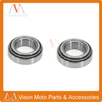 2 PCS Moto Roulement Hub Direction Tige Colonne de Direction Pour HONDA CRF250R 2010 2011 2012 2013 CRF450R 09 10 11 12 CRF 250R 450R
