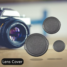 HONGDAK Camera Lens Cap Cover 49 52 55 58 62 67 72 77 mm Protection Cover Lens Front Cap for Canon Nikon Pentax DSLR Lens