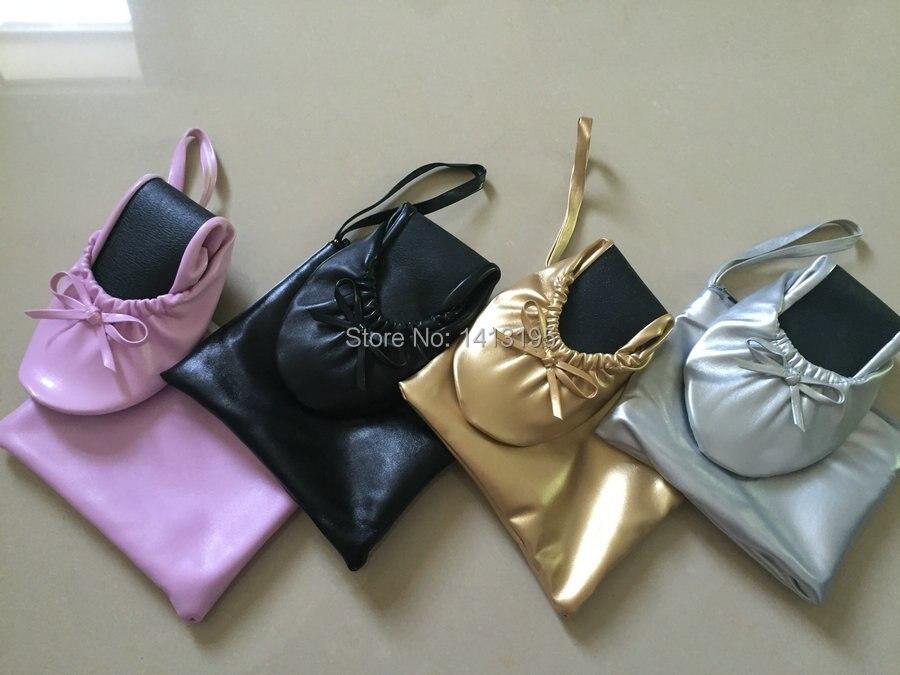 Avec Gratuite De Danse Vente Sac Escompte Grand Ballerine Dame Livraison Chaussures Pliable Populaire Chaude xfHZwqvR
