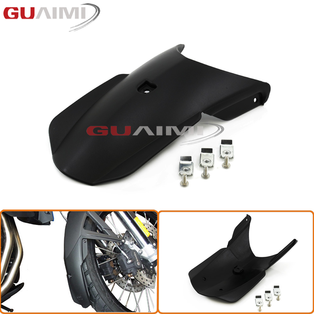 For BMW F800GS 2013-2017 F800 GS ADV 2013-2017 F650 2008-2012 Motorcycle Front Fender Mudguard Wheel Hugger Rear Extension motorcycle motorbikes wind deflectors windshield windscreen for 2008 2017 bmw f800gs f650gs f800 f650 gs 800gs 650gs smoke