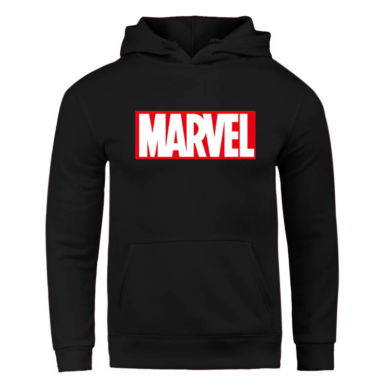 2019 New Band Hoodie Men's/women's Unisex Long Sleeve Hoodie Print Marvel Sweatshirt Men's Casual Brand Clothing Hoodie Jacket