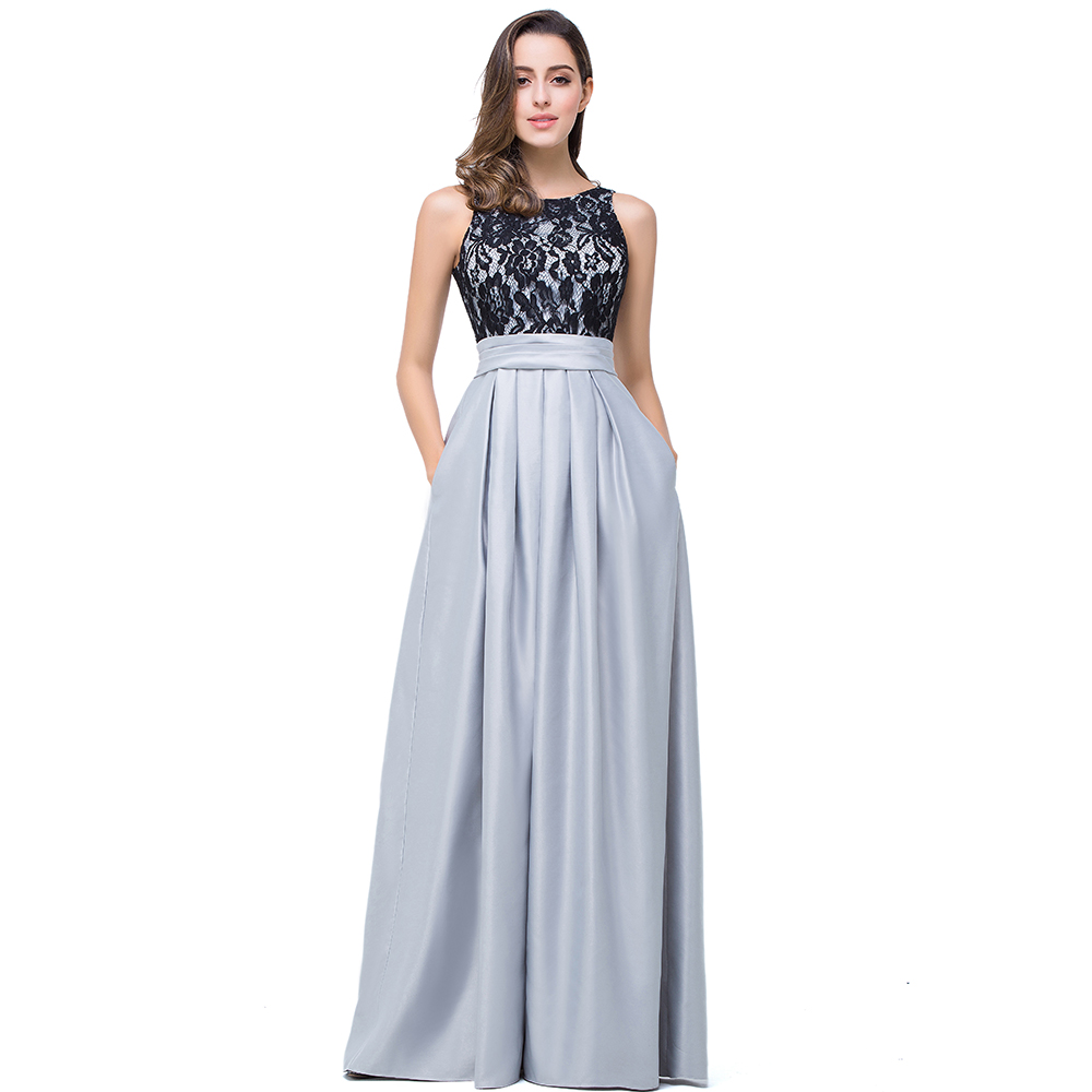 Online Get Cheap Long Black Lace Gown -Aliexpress.com | Alibaba Group