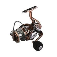 All Metal Main Body Fishing Reel Handle Alluminum Alloy Spinning Wheel