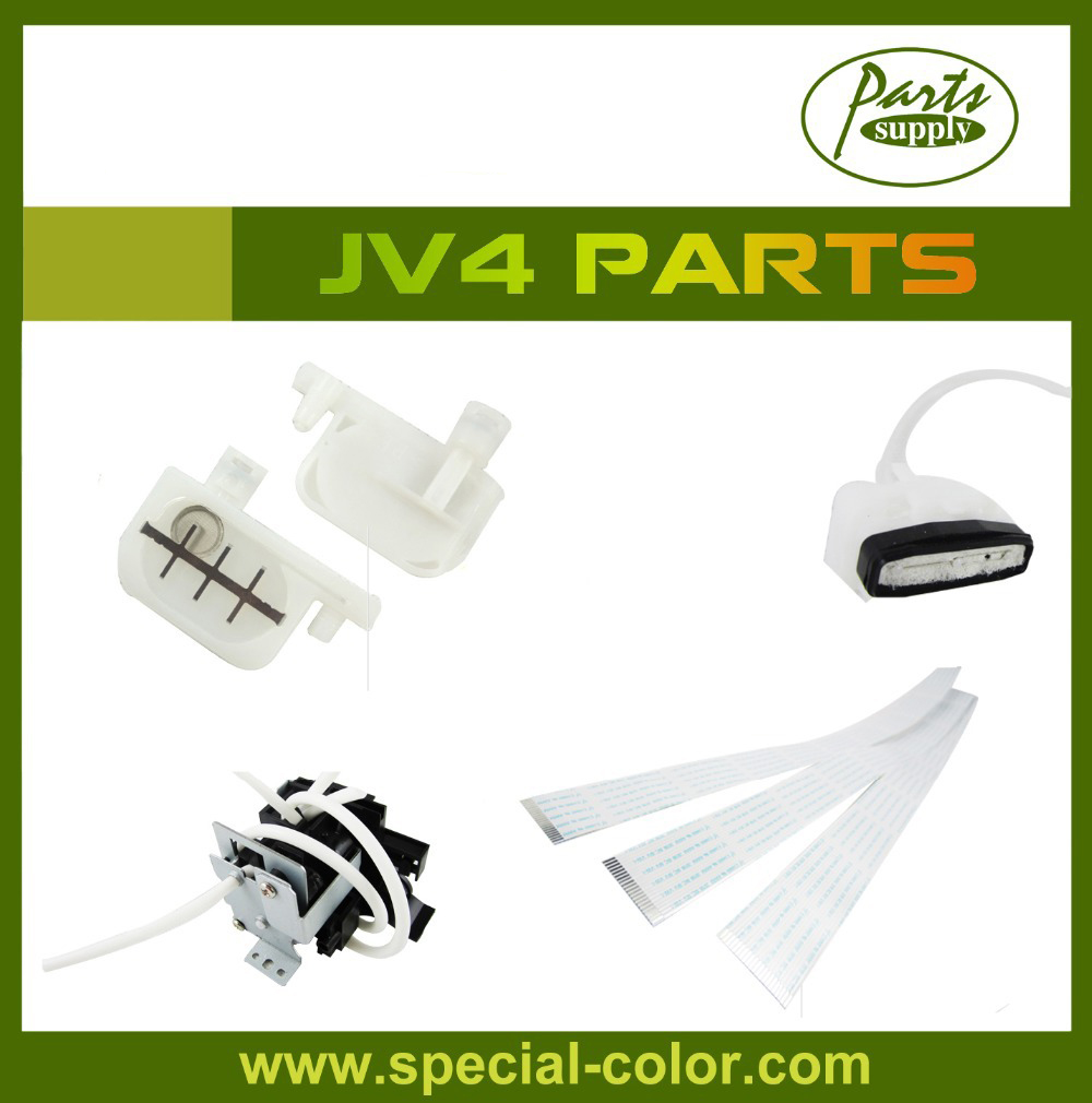 все цены на Mimaki JV4 Parts Waterbased Ink Pump+JV4 Small Dampe+21PIns Head Cable+Cap Top онлайн