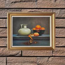 Still Life Fruits Oil Painting Canvas Art For Kitchen Dining Room Decor Famous Artwork Old Master Reproduction Unframed Picture