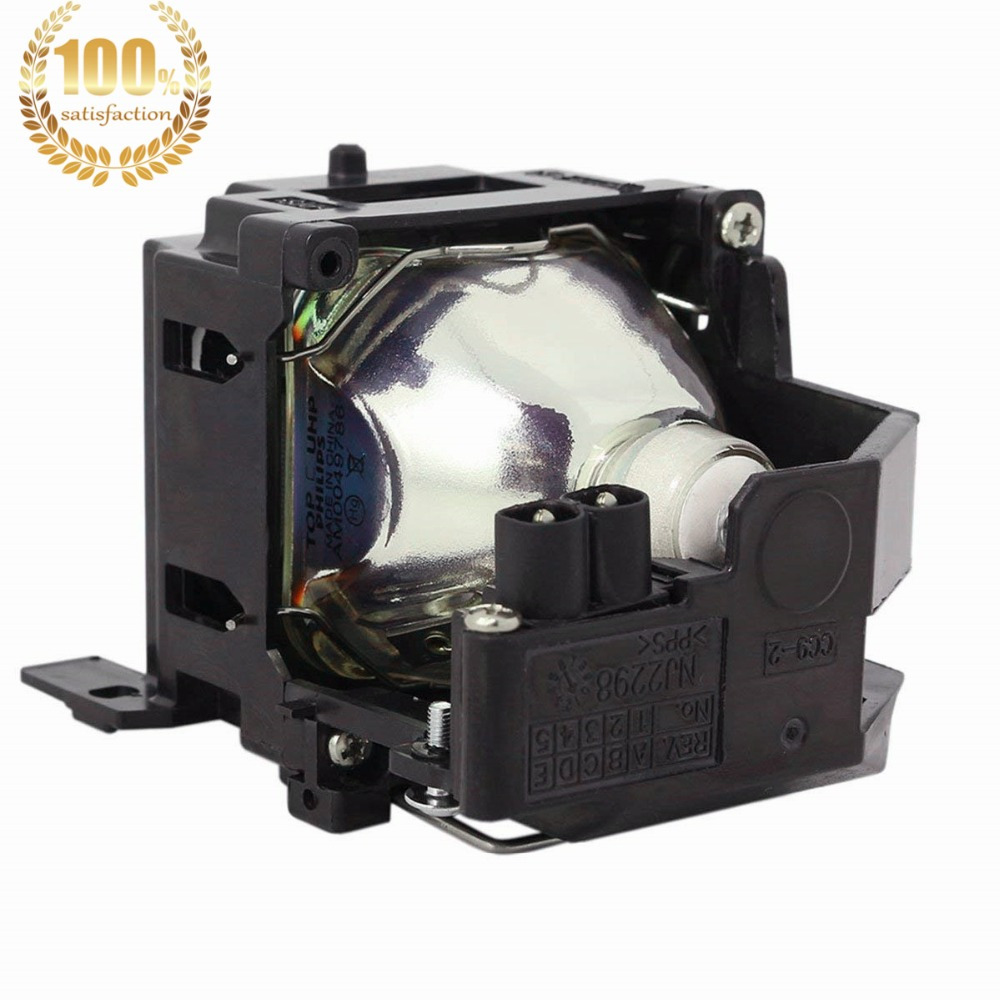 WoProlight DT00771 projektorlampe med boliger til Hitachi CP-X505 - Hjem lyd og video - Foto 4