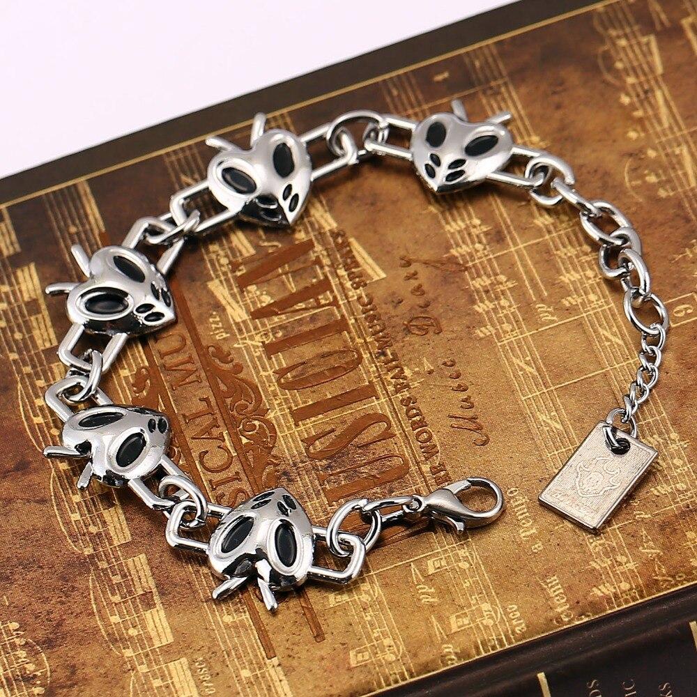 Necklace for Men Animation Bleach Alloy Bracelets Fire Weave Leather Bracelet /& Bangle Cosplay Jewelry