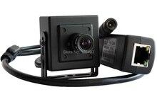 Крытый видеонаблюдения onvif 2.0 p2p full hd 1080 P мини сети ip-камера poe для системы безопасности