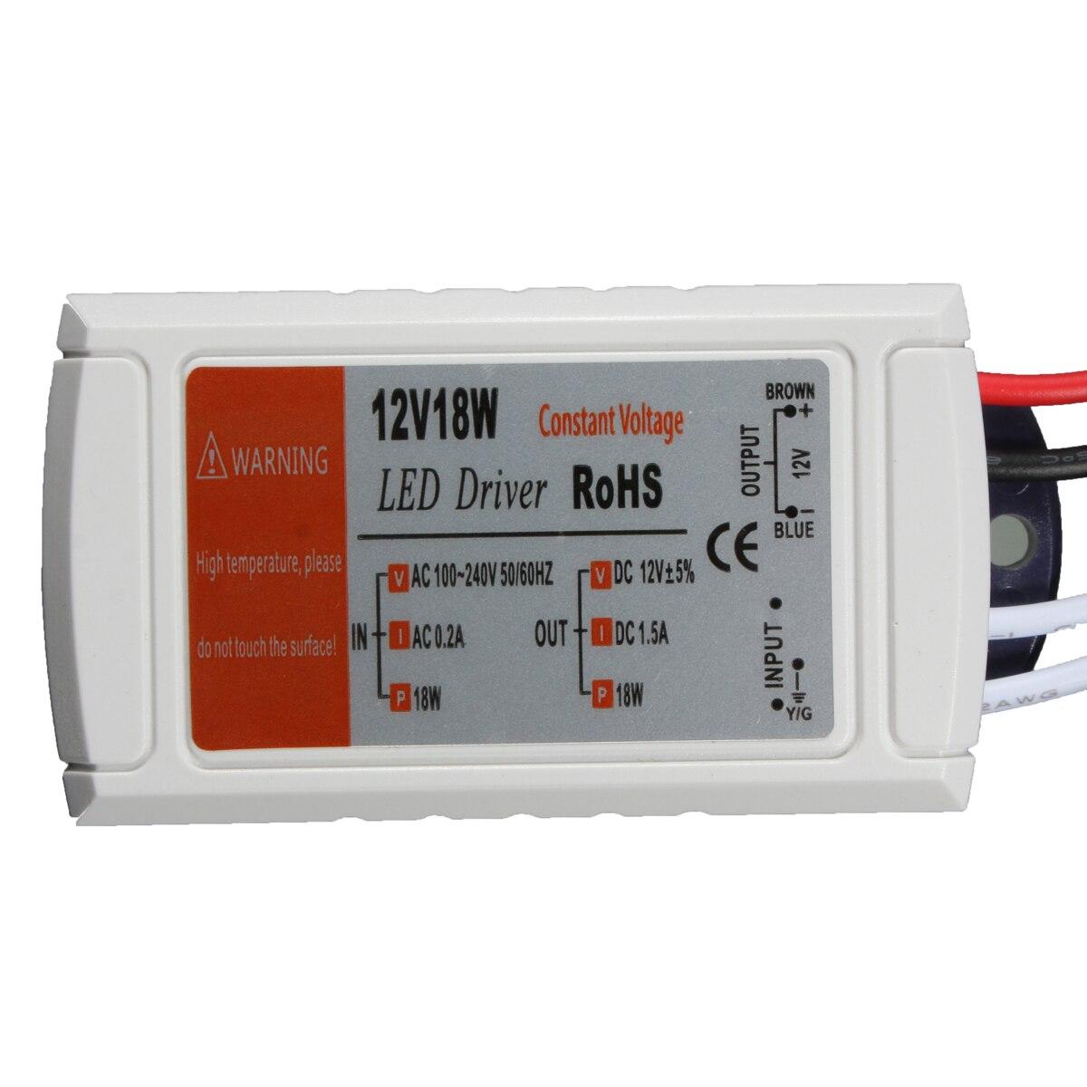 светодиодная лента трансформатор 60 ватт инструкция