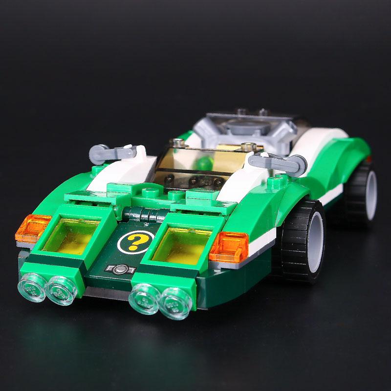 IN STOCK H&HXY 07059 Super Heroes Batman Movie The Riddler Riddle Racer Man-Bat lepin model building blocks Bricks toys 70903
