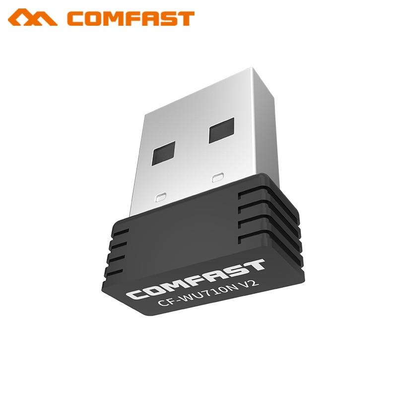Cheap ! Mini WiFi Adapter Antenna 150Mbps Lan Wireless Network Card  USB 7601  Chip For Windows 7/8/XP/Vista Wi Fi Usb