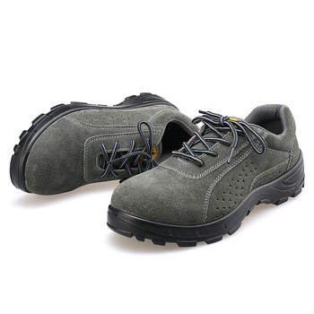 AC11008 Shoe Safety Point Steel Squashy Sneakers Man Sport Industrial Shoes Work Toe Woman Toe-W
