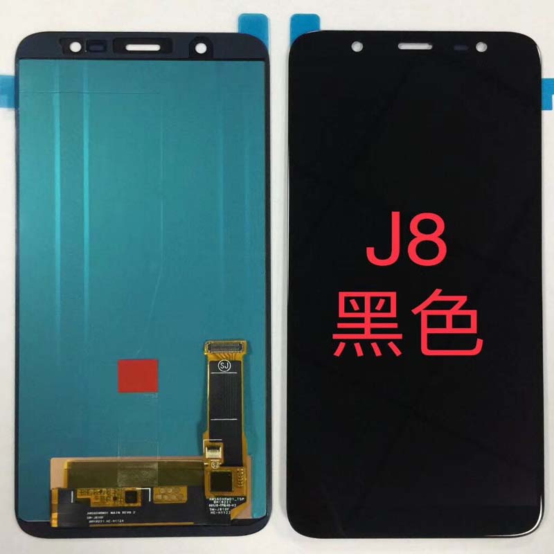 Free Shipping 6 0 For Samsung Galaxy J8 2018 J810 LCD Display Touch Screen For GALAXY