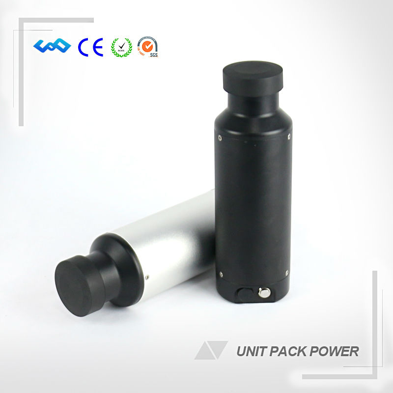 US EU AU No Tax Mini Bottle Type 36V 5.2Ah 5.8Ah 6.0Ah 6.8Ah Electric Bike Battery With Charger USB and Bottle Holder eu us free tax sanyo cell 36v 18ah bottle battery pack 36v 17 5ah electric bike lithium battery 500w e bike battery charger