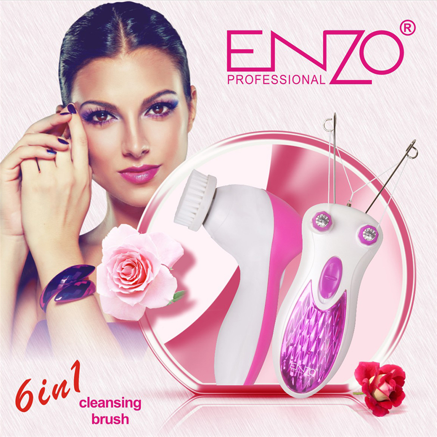 Epilators Back To Search Resultshome Appliances Fine Enzo Electric Puller Hair Remover Face Cleaner Facial Cleansing Brush Deep Cleansing Washing