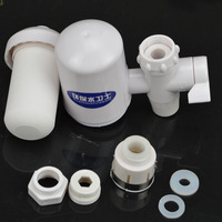 Tap Faucet Ceramic Water Filter Alkaline Water Household Water Purifier Carbon Filter Energy Drink