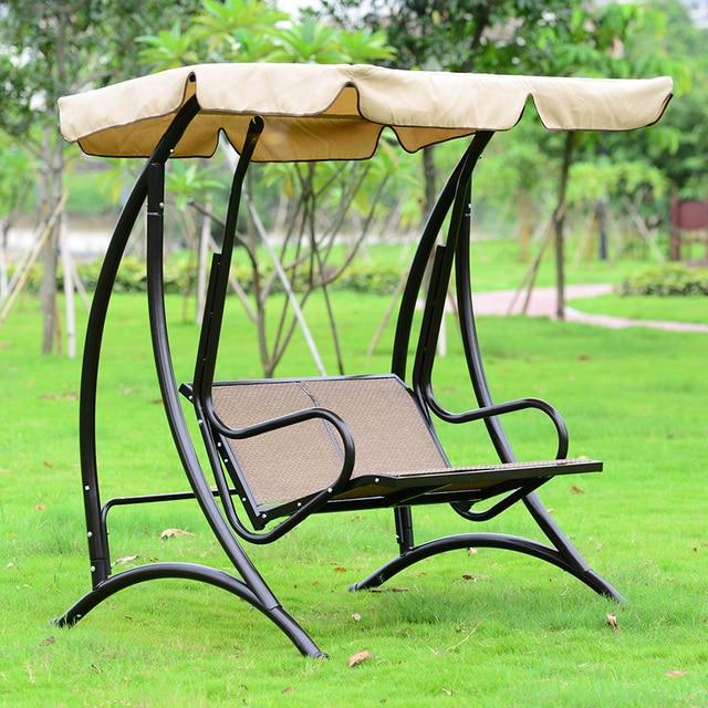 Indoor Hanging Chair Swing Cradle Basket Outdoor Balcony Patio Garden  Double Adult Household