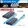 V 3.0 LKV373A HDMI splitter extender над cat5e/6 кабеля до 120 М TCP/IP 3D & 1080 P