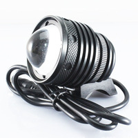 UniqueFire Focusing Wide Beam Cree XM L U2 Led Bicycle Bike Light Set With Rechargeable