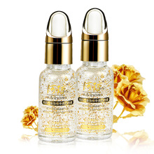 Gold leaf extract hyaluronic acid concentrate